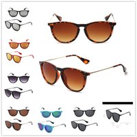 Wholesale Cheap Polarized Sunglasses Wholesale - 2017 ray sunglasses brands designer Free shipping hot selling cheap price high quality 7colors sunglasses for men women uv400 protection