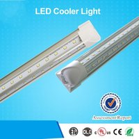 Wholesale T8 Power Supplies - isolated power supply v-shape 5ft cooler light 32w led t8 isolated power supply v-shape 4ft cooler light 18w led t8