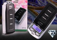 mini dijital ağırlık tartıları toptan satış-100g / 200g Mini Cep Hassas Dijital Terazi Altın Pırlanta Ölçekli Takı taş 0.01 Ağırlık Elektronik Anahtar Ölçekler