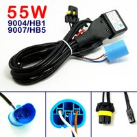 LEEWA Car 12V 55W 9004 / HB1 / 9007 / HB5 Hi / Lo Beam Bi-xenon Relay Harness для HID Conversion Kit Артикул №: 4193
