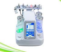 Wholesale Aqua Dermabrasion - portable 6 in 1 water aqua peel oxygen jet facial rejuvenation water dermabrasion aqua peel cleaning machine