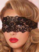 Wholesale Men Sexy Photos - a59 Halloween fashion sexy temptation party party lace mask photography photo nightclub funny goggles