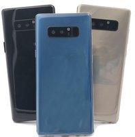 ingrosso quad core del telefono cellulare-Note8 6.2InchHD Smart Phone da 1 GB Ram 16 GB Rom MTK6580A Quad Core Telefono cellulare 1280 * 720 8MP Telecamera posteriore Pos Sealed Box show 4G 64G 4G LTE In magazzino