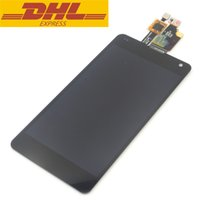 Wholesale E975 Screen - E975 Screen Replacement For LG Optimus G F180 LS970 E971 E973 E975 Touch Screen Digitizer Assembly Replacement 4.7inch Cellphone Repair Part