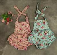 Wholesale Babys Summer Shorts - Children Tutu Dress Baby Romper The Little Baby Clothes Girl Rompers Children' Short Infant Sleeveless Babys Clothing Size 0-3Y 2016 New