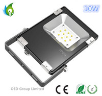 RGB DC12 / 24V 85-265V 10W LED High Bay Street Light, Proiettore a LED Warm White Cool White LED Lampada Flood