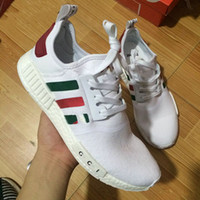 2017 Cheap Discount Discount NMD R1 noir blanc nmd ultra boost Hommes Chaussure de course athlétique Chaussures Running Shoe Brand Boost