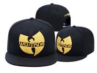Wholesale Wu Tang Hats - 2017 new wu tang snapback hat wutang baseball cap wu-tang clan bone gorras