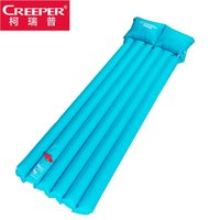 UK Wholesale- Outdoor C&ing Mat Water Floating Row Cushion Ultralight Air Mattress Moistureproof Inflatable Bed  sc 1 st  DHgate.com & Shop Floating Mats UK | Floating Mats free delivery to UK | Dhgate ...
