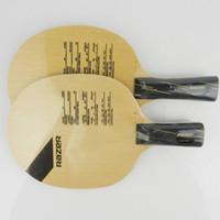 Wholesale Pingpong Blades - L2 Table Tennis Blade Carbon Fiber Blade Racket Pingpong Paddle Bat Long Short Handle