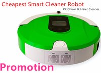 Wholesale Mini Wet Vacuum - Wholesale-Cheapest Smart Cleaner Robot FengRui Mini Cleaner PK CHUWI ILife V5PRO V7 V7S Haier Smart Dry and wet Mop Robot Vacuum Cleaner