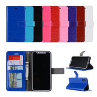Wholesale Galaxy Note Book Cover - Premium Luxury Flip Leather Case for Samsung Galaxy Note 8 S8 plus S7 S6 Edge,Book Folio Wallet Stand Back Cover for Iphone X 10 8 7 plus 6S