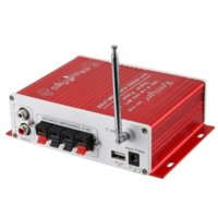 Wholesale Stereo Power Audio Amplifier - Hot Sale Kentiger V10 Bluetooth Hi-Fi Class-AB Stereo Super Bass Audio Power Amplifier Customized Senior Shielding Inductor