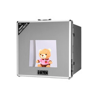 Softbox Set Fotografie Kaufen -32 * 32cm NanGuang NG-T3220 Falten LED Foto Fotografie Studio Video Beleuchtung Zelt Professionelle Portable LED Softbox Box Set 110V 220V
