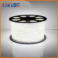 Wholesale Wire Rope Wholesale - 100m 110V 220V Led Strips smd 2835 LED rope light IP67 Flex LED Strip lights Outdoor Lighting string Disco Bar Pub Christmas Party