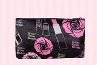 Wholesale Drop Shipping Purses - Drop shipping SELL 2017NEW Fashion COSMETIC POUCH MAKEUP BAGS WALLET CASE PURSE Purse Bags High quality Handbags Bag wallets fast shipping