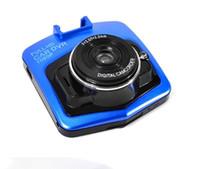 hd kara kutu toptan satış-Yeni mini auto car dvr kamera dvr full hd 1080 p park kaydedici video registrator kamera gece görüş siyah kutu dash kamera