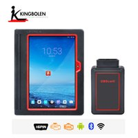 Wholesale Car Code Reader Online Free - 2017 Original Launch X431 V+ 10 inch pad Full System Car Diagnostic tool X-431 v+ Online Update Equal To Launch X431 Pro3 DHL Free Shipping