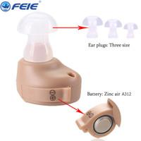 ingrosso i prezzi degli ausili-Vendita calda Mini Hearing Aid Inner Ear Hearing Aids Prezzo più basso portatile S-212