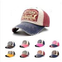 Wholesale Ladies Church Hats Cheap - snapback hat Baseball Caps Snapbacks Hat Spring Cotton Cap Hip Hop Fitted Cap Cheap Hats for Men Women Summer Hat Ladies Church Hats