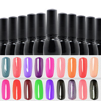Wholesale Nail Polish Stores - Wholesale- 8ml 36 Colors Soak Off Gel Polish Nail Gel UV Lamp Needed Nail Art Beauty Tool Store 49