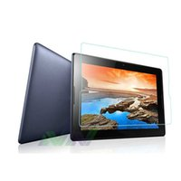 "Wholesale lenovo waterproof - Wholesale- Tempered Glass Screen Protector for lenovo YOGA tab3 PRO 10.1"" Waterproof Toughened Protective Slim Film"