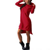 Wholesale warm tracksuits for women online – oversize Spring Sweatshirt Hoodies Tracksuit For Women Dress Pullovers Hoody Warm Moleton Feminino Winter Coat Camisolas Female Clothing