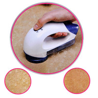 Wholesale Sweater Ball Trimmer - Lint Lint Remover Hair Cutting Machine Shaving Batttery Type Suction Stripper For Removing Ball For Clothes Hair Ball Trimmer 0606026