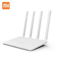 Englisch Version Original Xiaomi WIFI Router 3 WiFi Repeater 1167 Mbps 2,4G / 5 GHz Dual Band APP Steuerung WiFi Wireless Router
