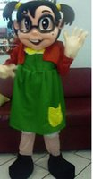 Wholesale Mascot Looney Tunes - el chavo chilindrina Mascot Costume looney tunes custom cartoon character cosply adult size carnival costume fancy dress party kits1593