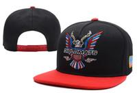 Wholesale Snap Back Hats Usa - High Quality Dipset USA Diplomats Eagle Logo Snapback Caps & Hats Snapbacks Snap Back Hat Men Women Baseball Cap Sale