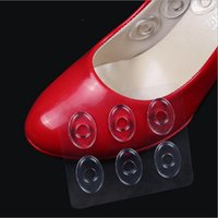 Wholesale Callus Gel - Protective Cushion Silicone Gel Corns Callus Ring Pads for Toes & Feet Corn Dots Shoe Insole Paste Pain Ease Free Shipping ZA2723
