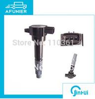 Wholesale Mitsubishi Ignition Coils - 12 months quality guarantee Ignition coil for Mitsubishi OE No.MR994643,FK0278
