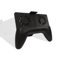 gamepad teléfono móvil al por mayor-2017 controlador de juego portátil con refrigeración / Power Bank / soporte móvil para nuevos sistemas de Gamepad de teléfono