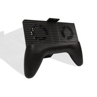 Wholesale new branded mobiles for sale - Group buy 2017 Portable Game Controller with Cooling Power Bank Mobile Bracket for New phone Gamepad Systems
