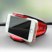 универсальная подставка для планшета оптовых-новый Крокодил моделирование Универсальный автомобильный держатель телефона приборной панели держатель колыбели сотовой поддержки для iPhone 5s 6 Samsung Tablet GPS LR10