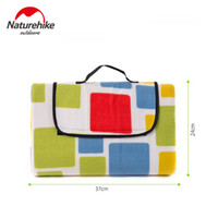 Wholesale Padded Picnic Blanket - Naturehike Waterproof Moisture proof Outdoor Beach Picnic Camping Mat Multiplayer Foldable Baby Climb Plaid Blanket Picnic mats