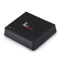 Wholesale Hdmi Hd Dvb - KII Pro DVB T2 S2 2G 16G Android 5.1 TV Box Amlogic S905 Quad-core 4K*2K 2.4G&5G Wifi