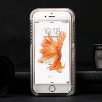 Wholesale Led Flash Phone Cases - shockproof flash selfie led light up phone case Your Face Luminous for iphone 7 7Plus Samsung S8