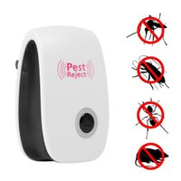 Wholesale Electronic Ultrasonic Indoor Rat Mouse - Ultrasonic Pest Repeller, Electronic Plug In repellent indoor for insects, Mosquitoes,Mice,Ant,Rats,Roaches,bugs,Non-toxic Eco-Friendly