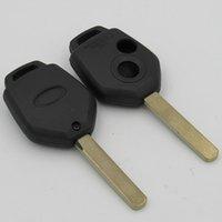 chave chave subaru venda por atacado-Alta qualidade 2 botão chave remota shell caso capa chave de substituição para Subaru 25pcs / lot