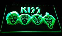 ingrosso bacio segno-LD037-g-Kiss-Neon-Light-Sign Decor Dropshipping Dropshipping Wholesale 6 colori da scegliere