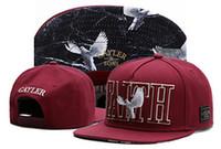 Wholesale Eagle Sky - 2017 New Red eagle camouflage Cayler sons Snapback baseball cap men truck dad hat gorras bone masculino fashion Retro Casquette hip hop caps