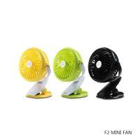 Wholesale Pro Timer - Pro Breeze Professional Mini Clip Fan for Home, Office and Desk (USB charging,1200mAh 18650 Li-ion battery)
