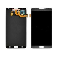Wholesale galaxy note screen assembly - For Samsung Galaxy Note3 N900T N900P N900V LCD Screen Touch Digitizer Assembly with dhl shipping free