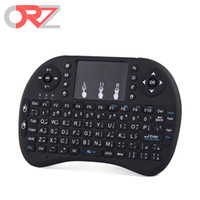 Wholesale Cs918 Android Tv - Best Selling RII I8 2.4G Wireless Mini Keyboard Air Mouse I8 for Android tv box X96 H96 PRO CS918 tv box