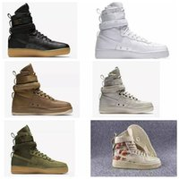 Wholesale Hot Shoe Arm - 2017 Hot Sale Special Field Air 1 One Men Women High Boots Running Shoes Sneakers Unveils Utility Boots Armed Classic Shoe 36-45