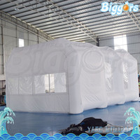 Wholesale Cheap Old Cars - En14960 Certificated Portable Cheap Price Car Spray Booth Inflatable Spray Paint Tent For Car