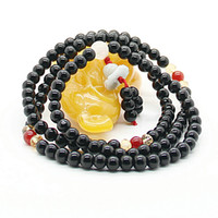 Wholesale tibetan beads sale - Wholesale Rosary Bracelet Hot Sale Buddhist 108 Beads 6mm Natural Stone Religious Meditation Tibetan Prayer Bracelets And Necklace