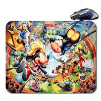 Wholesale Film Animations - Cute Animation Film Top Sell Anti-Slip New Arrival Customized Mouse Pad Computer PC Nice Gaming Mousemat As Gift Free Shipping